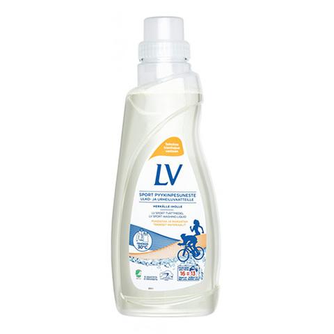 LV Гипоаллергенное жидкое средство для стирки белья SPORT, 750 мл