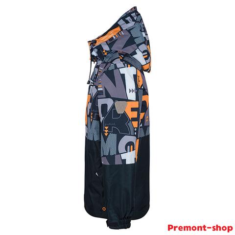 Ветровка для мальчиков Premont Институт Филдса SP72636 Black