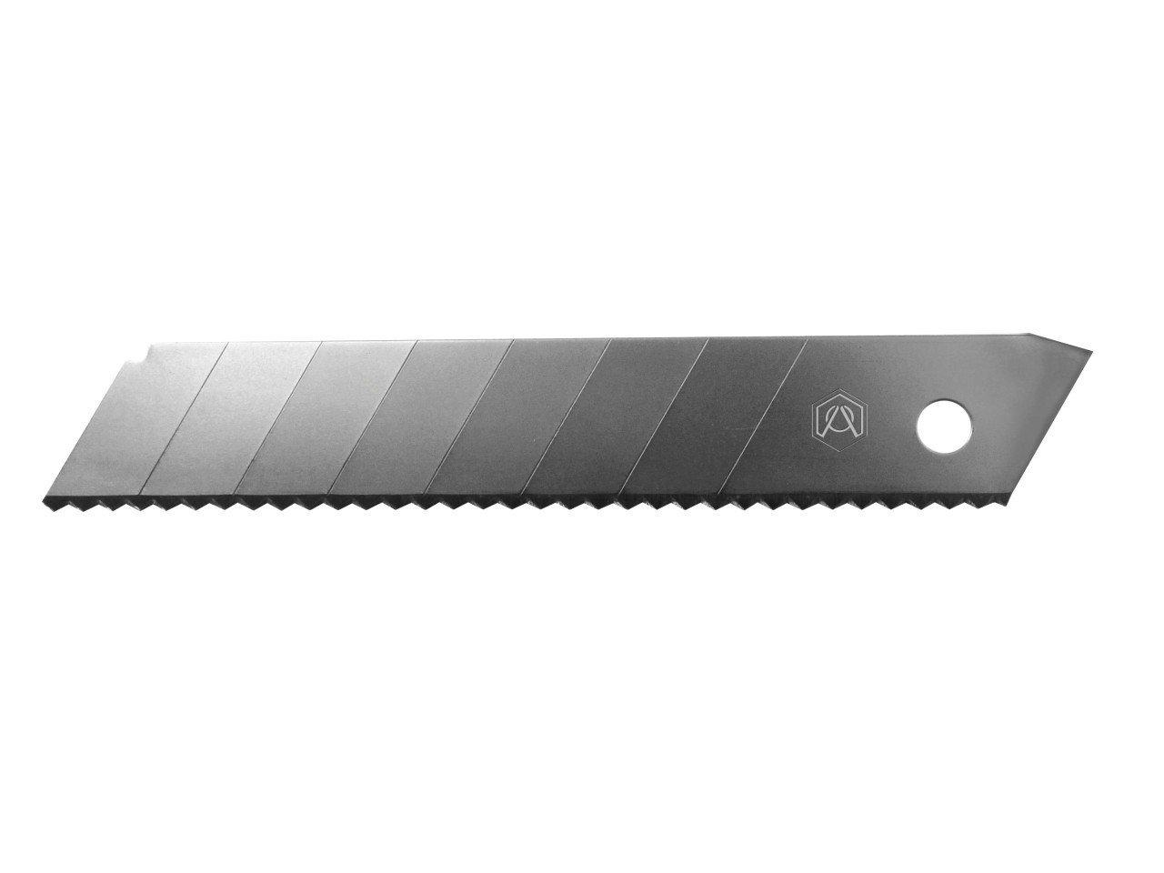 Лезвие A512/219 сегментное с зубцами, 18 мм, 5 шт