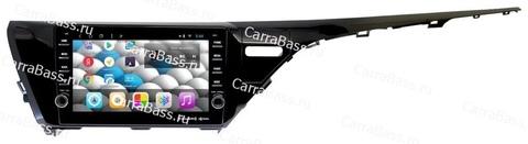 Магнитола для Toyota Camry V70 (2018+) Android 8.1 2/32 IPS модель CB1155T8