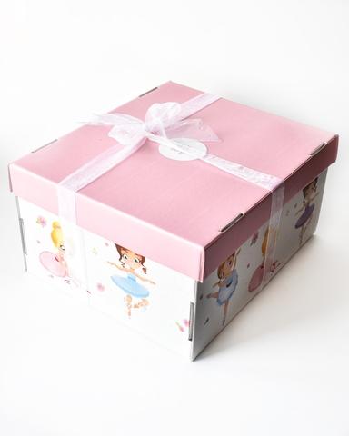 Коробка для девочки