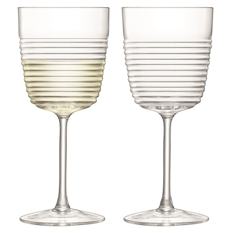 Набор из 2 бокалов для вина Groove, 270 мл