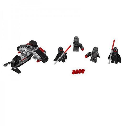 LEGO Star Wars: Воины Тени 75079 — Shadow Troopers — Дего Стар варз Звёздные войны