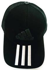 Бейсболки кепки мужские Adidas M30627 W-Black