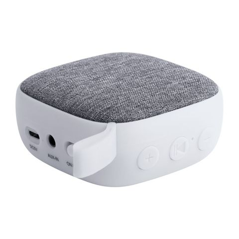 Chubby Bluetooth Speaker, white