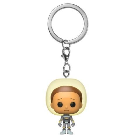 Брелок Funko Pocket POP! Keychain: Rick & Morty: Space Suit Morty