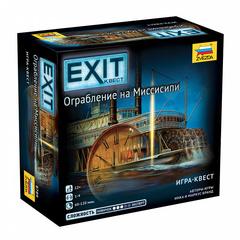 EXIT-квест. Ограбление на Миссисипи