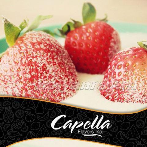 Ароматизатор Capella - Strawberries Cream