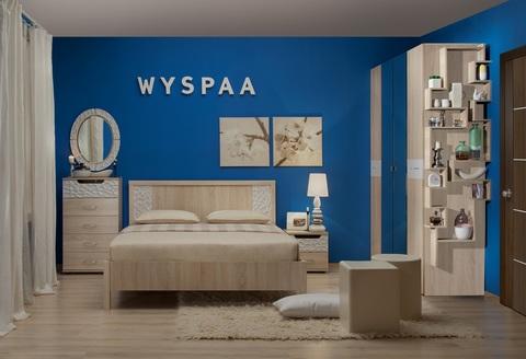 Спальня WYSPAA-1 Глазов дуб сонома