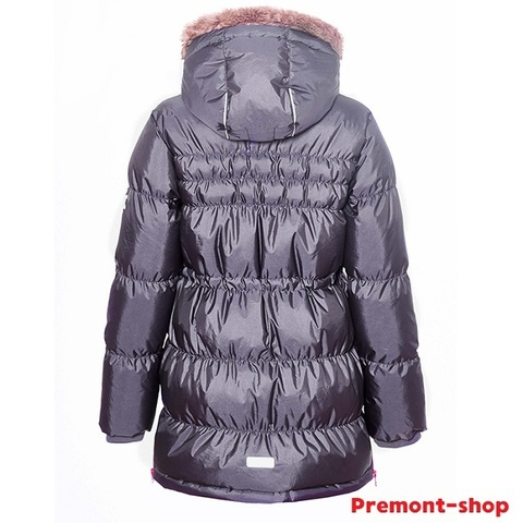 Куртка для девочки Premont Флаппер пай WP91471 GREY