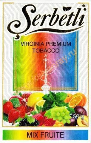 Serbetli Mix Fruite
