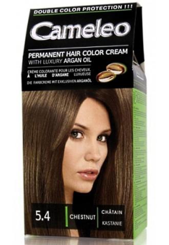 Delia Cosmetics Cameleo Крем-краска для волос тон 5.4 каштановый