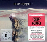 Deep Purple / Whoosh! (Limited Edition)(CD+DVD)