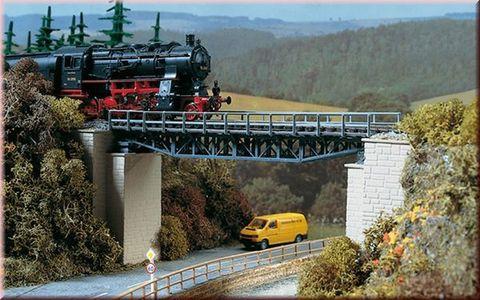 Фермовый Мост - малый, (H0)