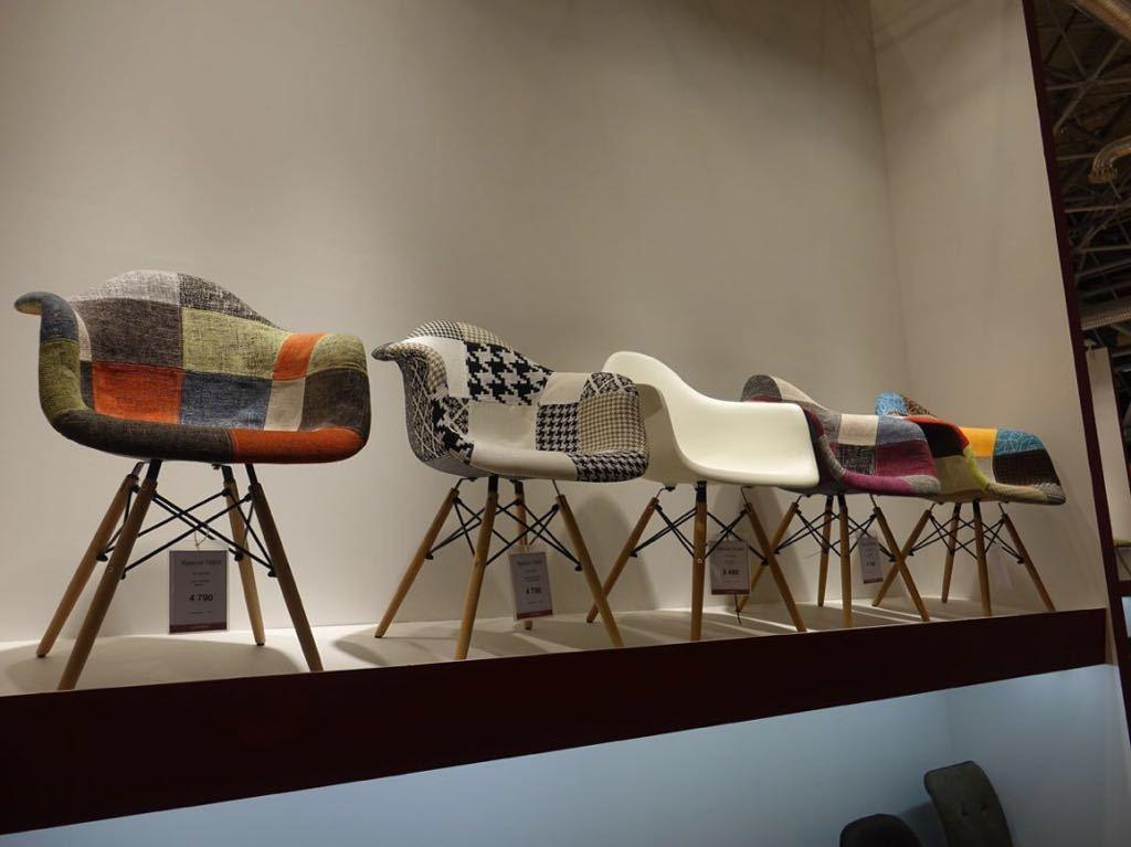 Кресло THEO MULTICOLOR (мультиколор) и другие кресла THEO patchwork