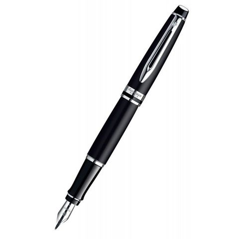 Перьевая ручка Waterman Expert 3 Matte Black CT перо F (S0951840)