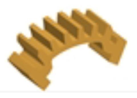 Накладка подбрасывающего вала для DoCash 45v