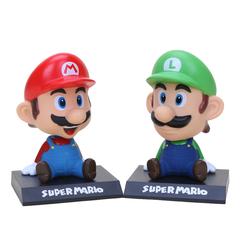 Супер Марио фигурка башкотряс — Super Mario Head Knocker