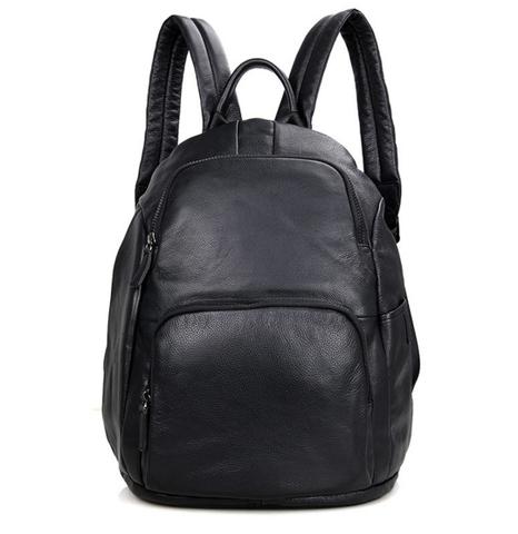 Кожаный рюкзак JMD 2005