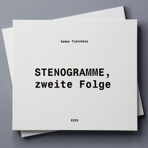 STENOGRAMME, zweite Folge