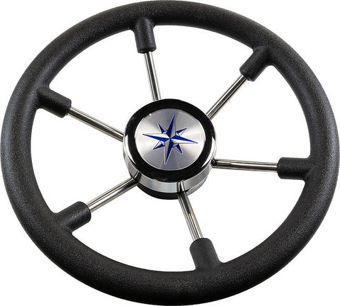 Колесо рулевое LEADER PLAST