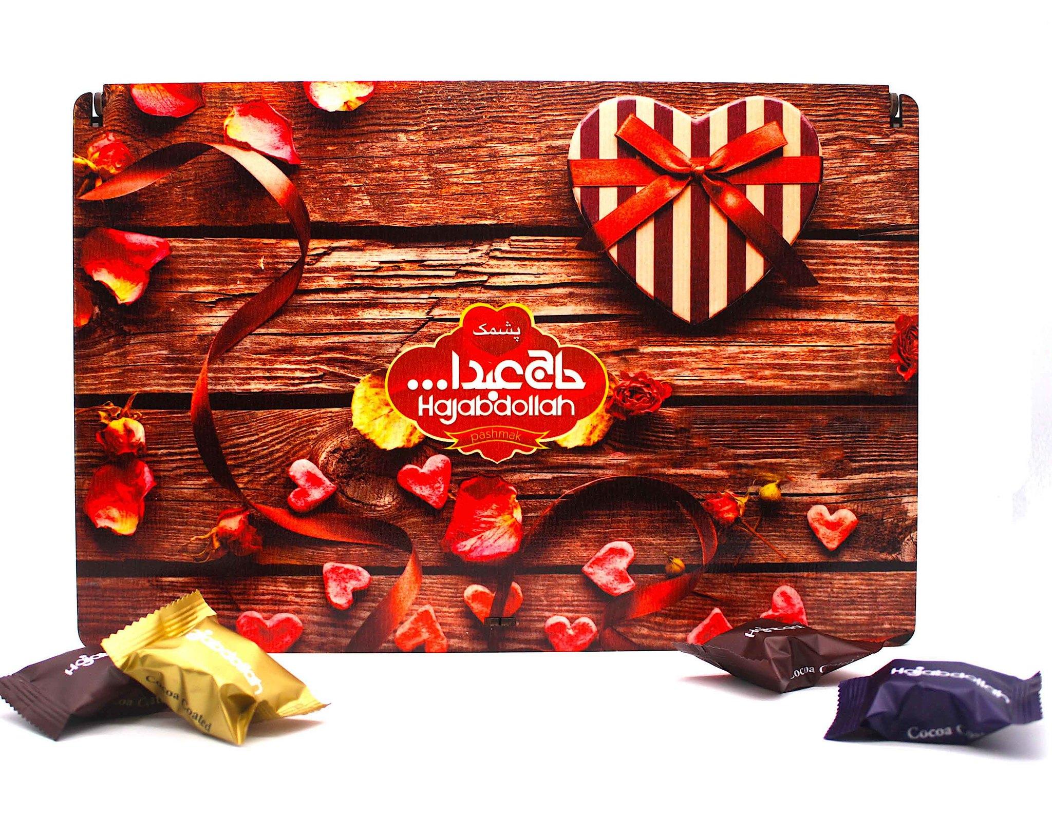 """Hajabdollah Ассорти пишмание в подарочной деревянной упаковке """"Сердечки"""", Hajabdollah, 500 г import_files_7a_7a7d6a3bc3f111e9a9b3484d7ecee297_7a7d6a3ec3f111e9a9b3484d7ecee297.jpg"""