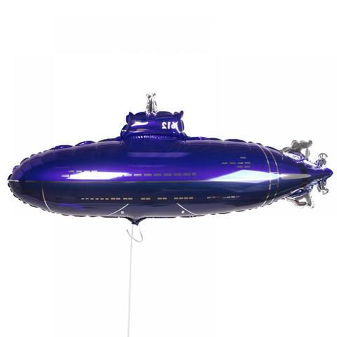 Фольгированный шар Подлодка