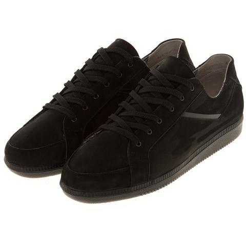 649396 полуботинки мужские черные. КупиРазмер — обувь больших размеров марки Делфино