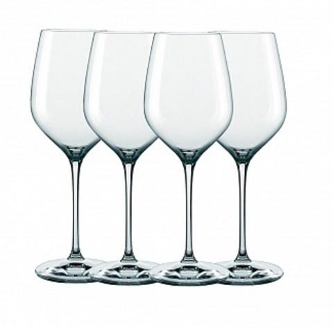 Supreme - Набор фужеров, 4 шт, для красного вина, 810 мл, хрусталь