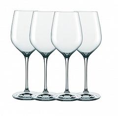 Supreme - Набор фужеров, 4 шт, для красного вина, 810 мл, хрусталь, фото 2