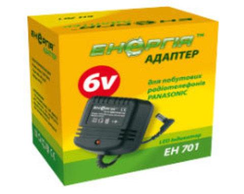 Блок питания Энергия ЕН-701 (6V, 600mAh, L-Plug)