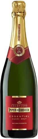 Шампанское Piper-Heidsieck, Essentiel Cuvee Brut, 0.75 л