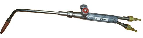Горелка сварочная пропанов. Г3-06П