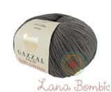 Пряжа Gazzal Baby Cotton 3450 маренго