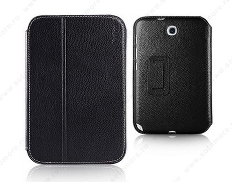 Чехол-книжка Yoobao для Samsung Galaxy Note 8.0 N5100/ N5110 - Yoobao Executive Leather Case Black