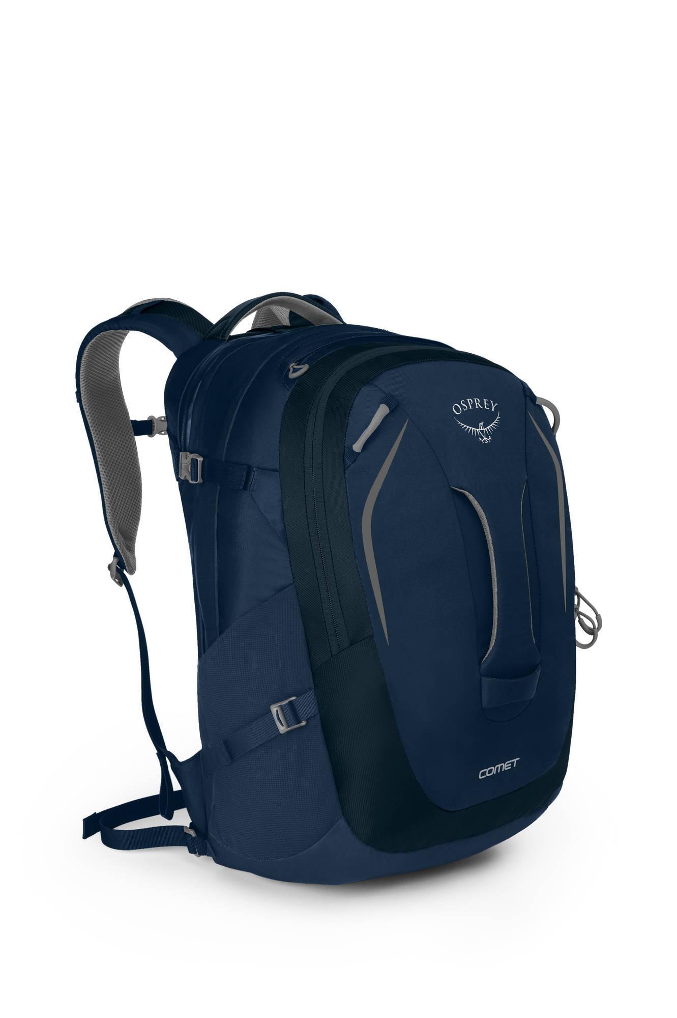 Городские рюкзаки Рюкзак Osprey Comet 30 Navy Blue Comet_30_Side_Navy_Blue_web.jpg