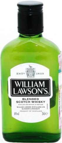 Виски William Lawson's, 0.2 л