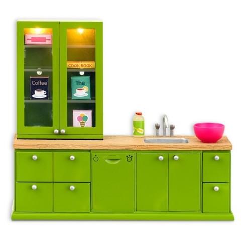 Мебель для домика Смоланд Кухонный набор с буфетом