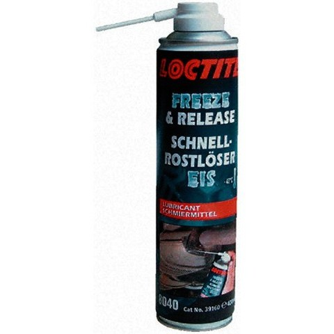 LOCTITE LB 8040 Спрей для демонтажа заржавевших соединений, с охлаждением