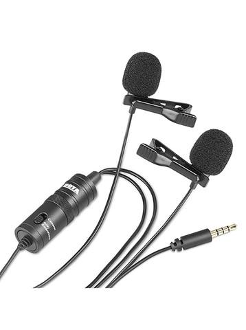 Всенаправленный петличный микрофон BOYA BY-M1