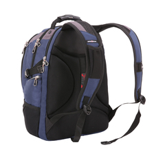 Рюкзак вместительный Swissgear синий/серый