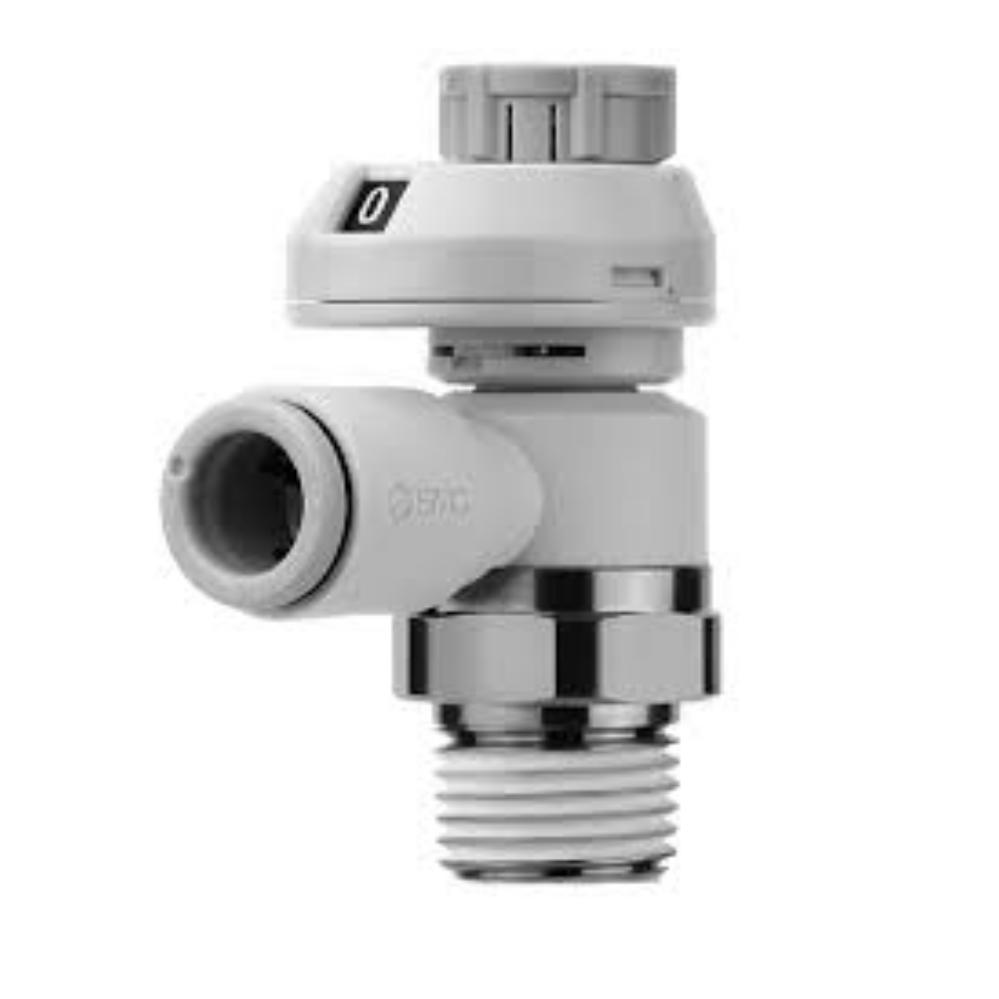 AS4201FSG-04-16S   Дроссель с обратным клапаном, R1/2