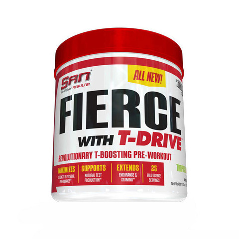 Fierce with T-Drive