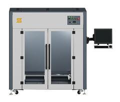 Фотография — 3D-принтер Total-Z Anyform 1000-LPRO