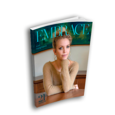 Книга Embrace Kim Hargreaves