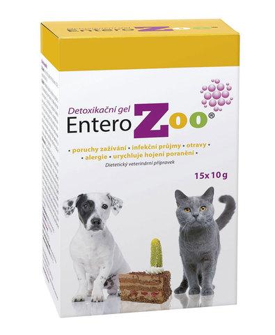 Энтерозоо суспензия для приема внутрь саше 10х15г