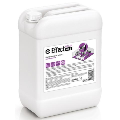 Профессиональная химия Effect DELTA 413 щелочной низкопенный очиститель 5л