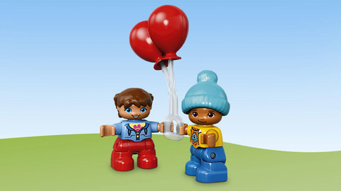 LEGO Duplo: День рождения 10832 — Birthday Party — Лего Дупло