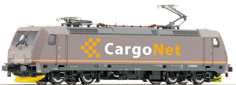 Roco 62654 ЭлектровозTyp El 19 CargoNe, 1:87