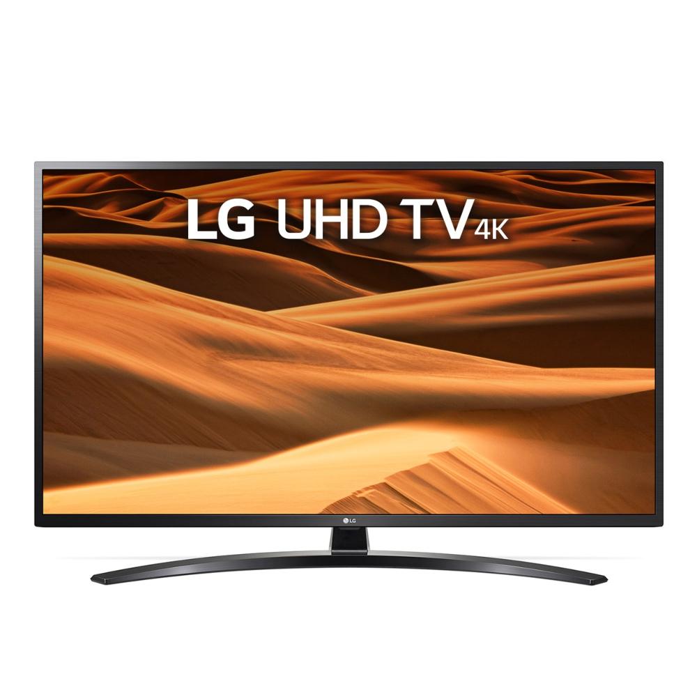 Ultra HD телевизор LG с технологией 4K Активный HDR 65 дюймов 65UM7450PLA фото